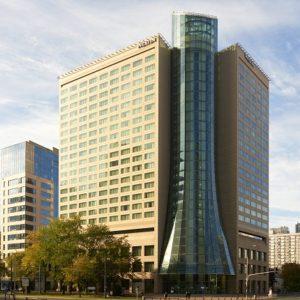 The Westin Warsaw- Al Sraiya Group - certyfikat LEED EBOM1